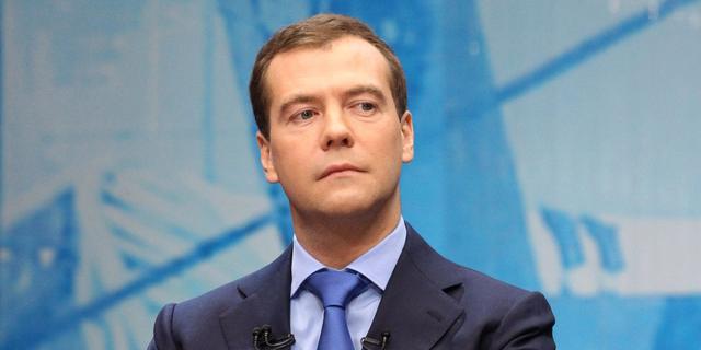 Medvedev pissig over mislukte raketlancering
