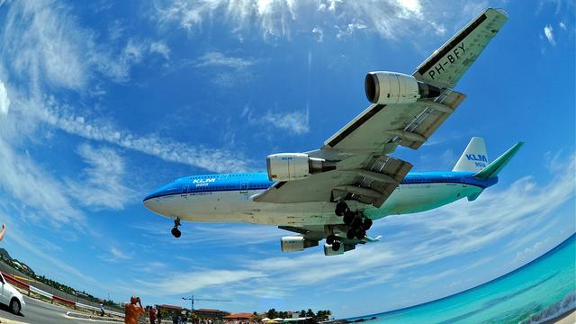 Vertragingen op Schiphol door storing KLM