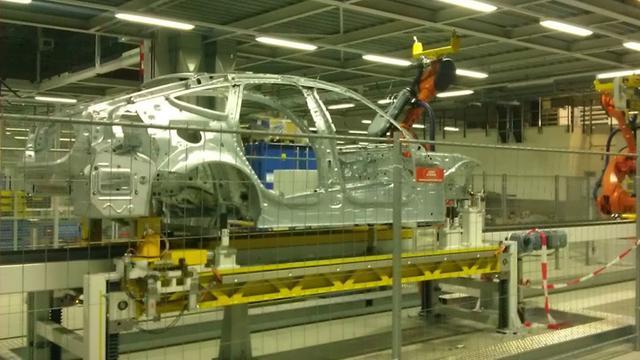 Duitse fabrieksorders nemen flink af