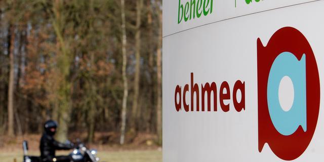 Werknemers Achmea 2 procent erop vooruit