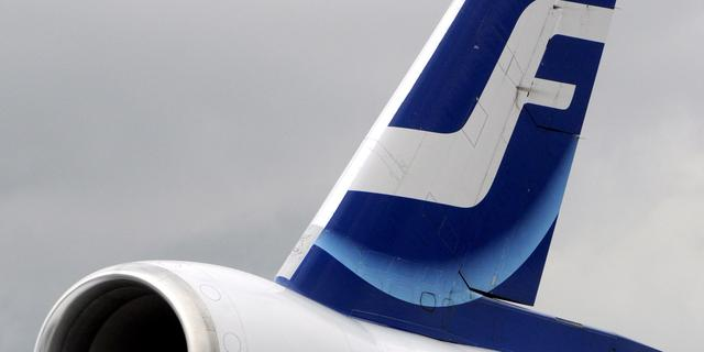 Finnair poetst verlies weg