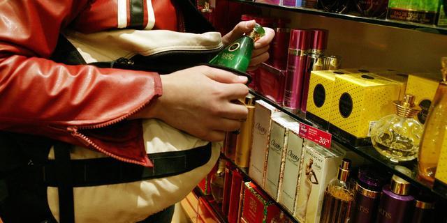 Daling van winkeldiefstallen en aangiften in Leiden