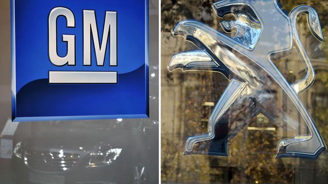 General Motors schrapt 2600 banen in Europa