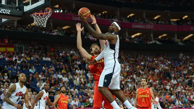 Amerikaanse basketballers prolongeren olympische titel