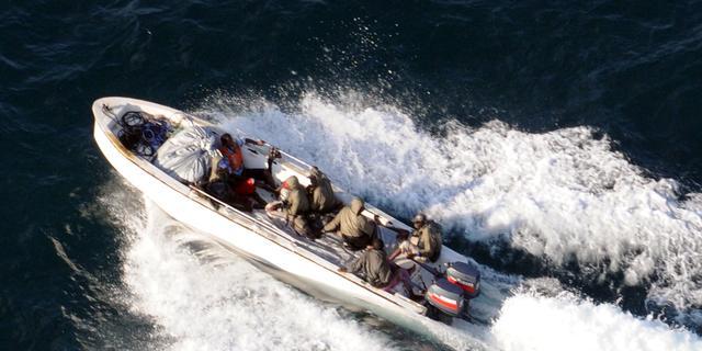 Somalische piraten krijgen twee jaar celstraf