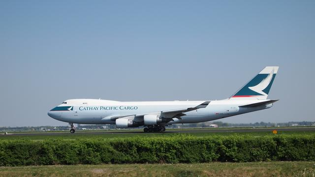 Forse winstgroei Cathay Pacific Airways