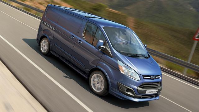 Prijs Ford Transit Custom bekend