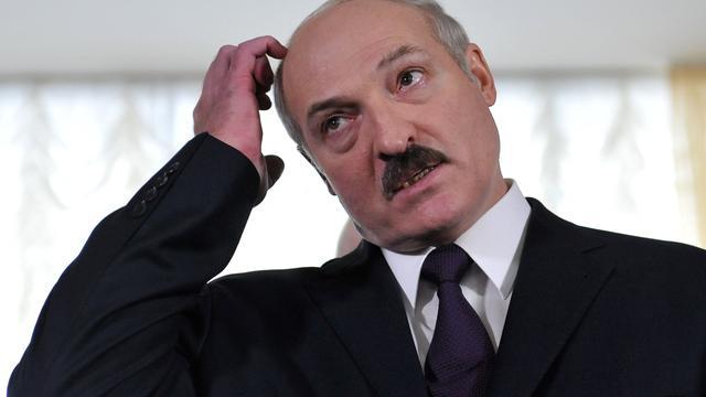 Loekasjenko niet welkom op Spelen