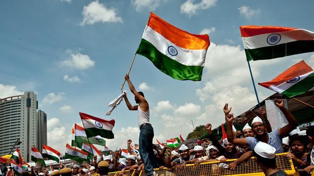 Doden door etnisch geweld in India