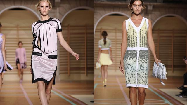 Modewereld steunt Olympisch Spel