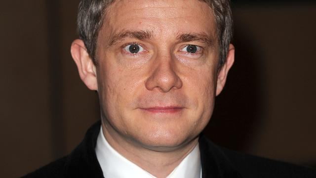 Hobbit-acteur Martin Freeman speelt Richard III in theaterstuk