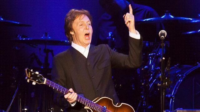 Paul McCartney nog rijker geworden