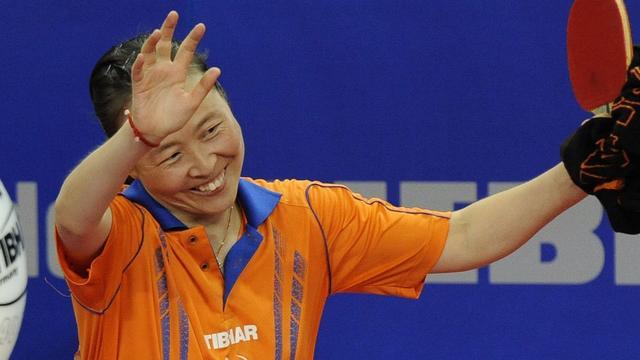 Li Jiao naar derde ronde WK tafeltennis