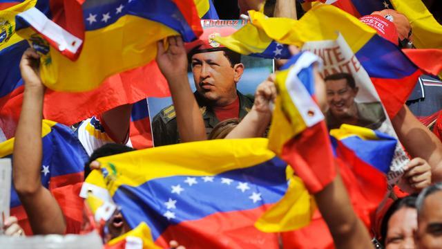Aanhangers oppositie Venezuela doodgeschoten