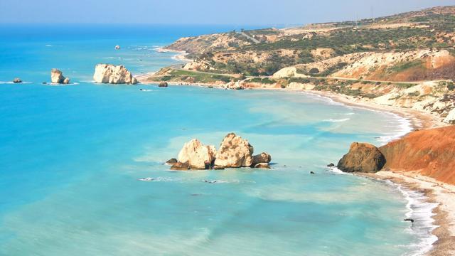 Heel Cyprus zonder elektriciteit