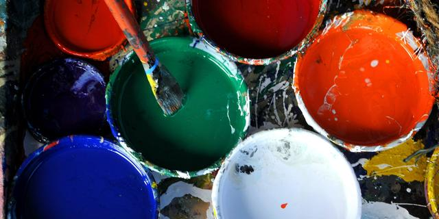 Banenplannen voor schilders en chemiesector