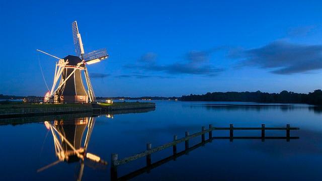 Nederland steeds schoner