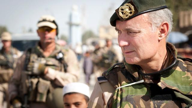 Commandant der strijdkrachten bezocht Kunduz