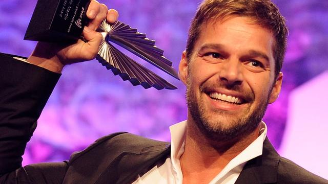 Ricky Martin vol zelfvertrouwen na coming-out
