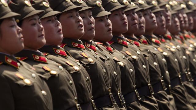 Noord-Korea strooit propagandafolders boven Zuid-Korea uit