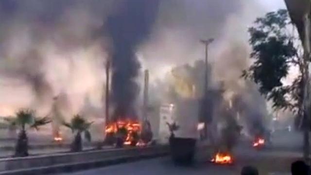 'Al meer dan 20.000 doden in Syrië'