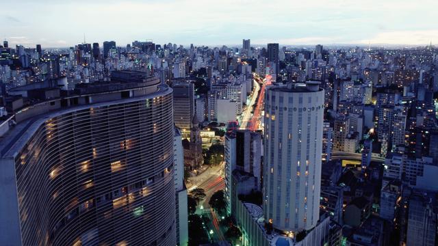 Braziliaanse economie groeit flink in 2012