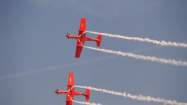 22.000 mensen komen af op Texel Airshow