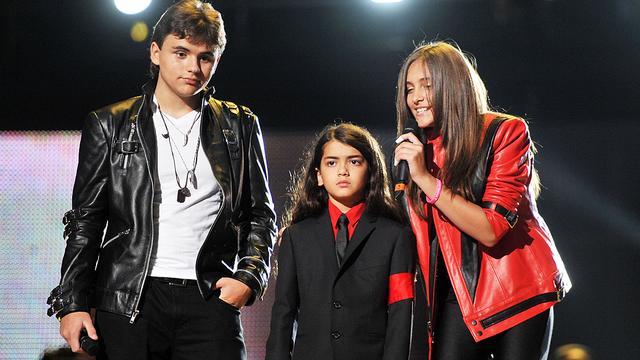TJ Jackson tijdelijke voogd kinderen Michael Jackson