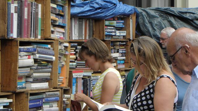 Negentiende editie van Middelburg Boekenstad op 7 mei