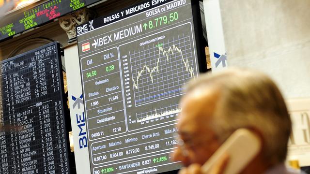 Spaanse rente loopt verder op
