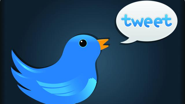 Anderhalf uur storing bij Twitter