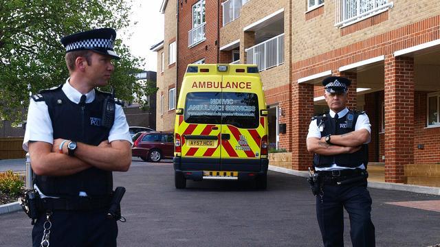 Boze man met benzinebommen in Londen opgepakt