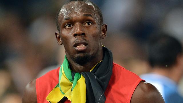 'Bolt in topvorm tijdens Olympische Spelen'