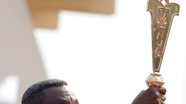President van Ghana overleden