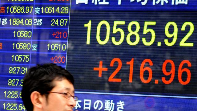 Japanse beurs sluit hoger