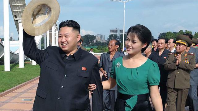 'Noord-Koreaanse leider al in 2009 getrouwd'