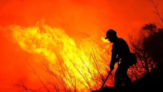 ANWB krijgt schademeldingen bosbrand Spanje