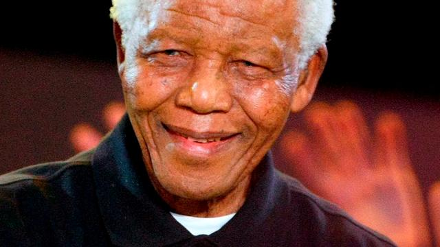 Mandela gaat goed vooruit