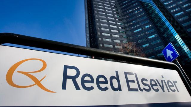 Onderdeel Reed Elsevier gehackt