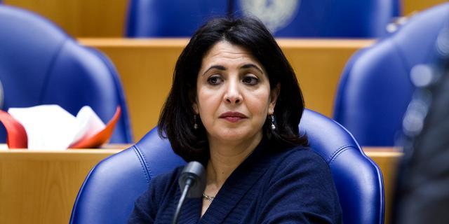 Rutte vindt tweet Wilders over Khadija Arib 'beneden peil'