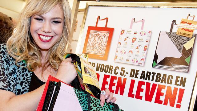 Nicolette Kluijver weer finalist Sexy Vegetariër