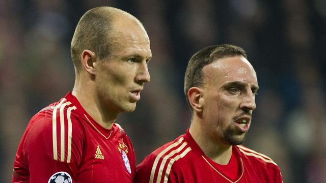 Meespelen Robben tegen Valencia nog onzeker