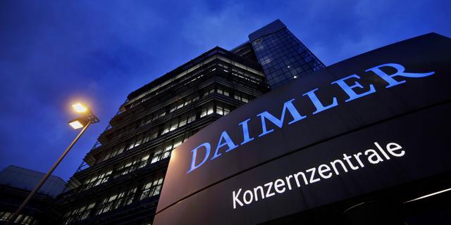 Daimler werkt aan zelfrijdende auto
