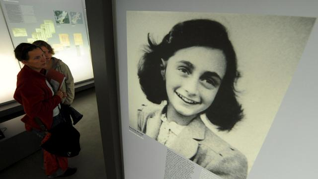 Recordaantal bezoekers Anne Frank Huis