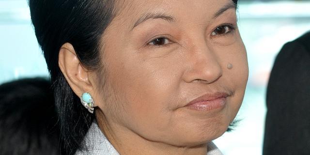 Ex-president Filipijnen opgepakt in hospitaal