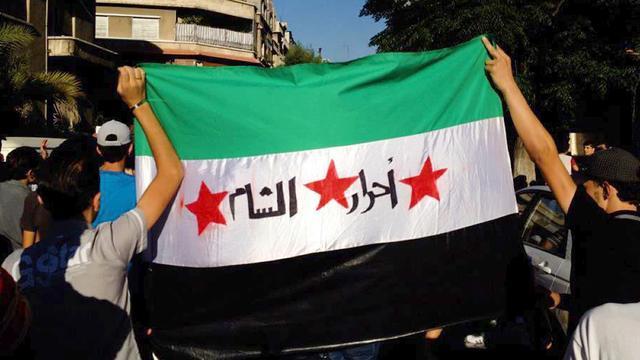 Rebellengeneraal wil voorlopig bewind Syrië
