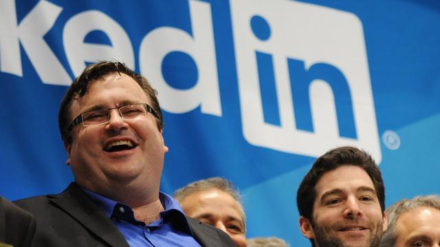 LinkedIn-oprichter zegt sorry voor investering in nepnieuwsbedrijf