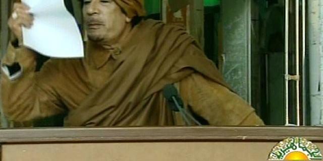 Libië zegt daders dood Kaddafi te berechten