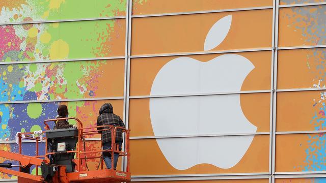 Apple eist 2,5 miljard dollar van Samsung