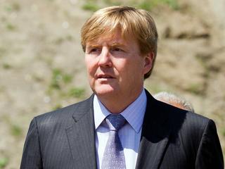 Prins Willem-Alexander positief over eventuele Nederlandse kandidatuur